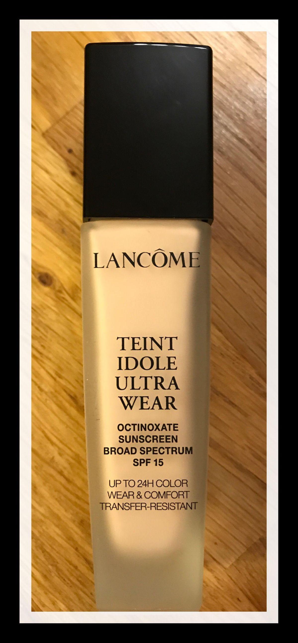 Lancôme Teint Idole UltraWear